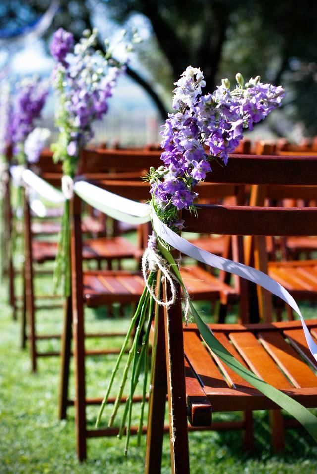 Simple Summer Wedding Decorations