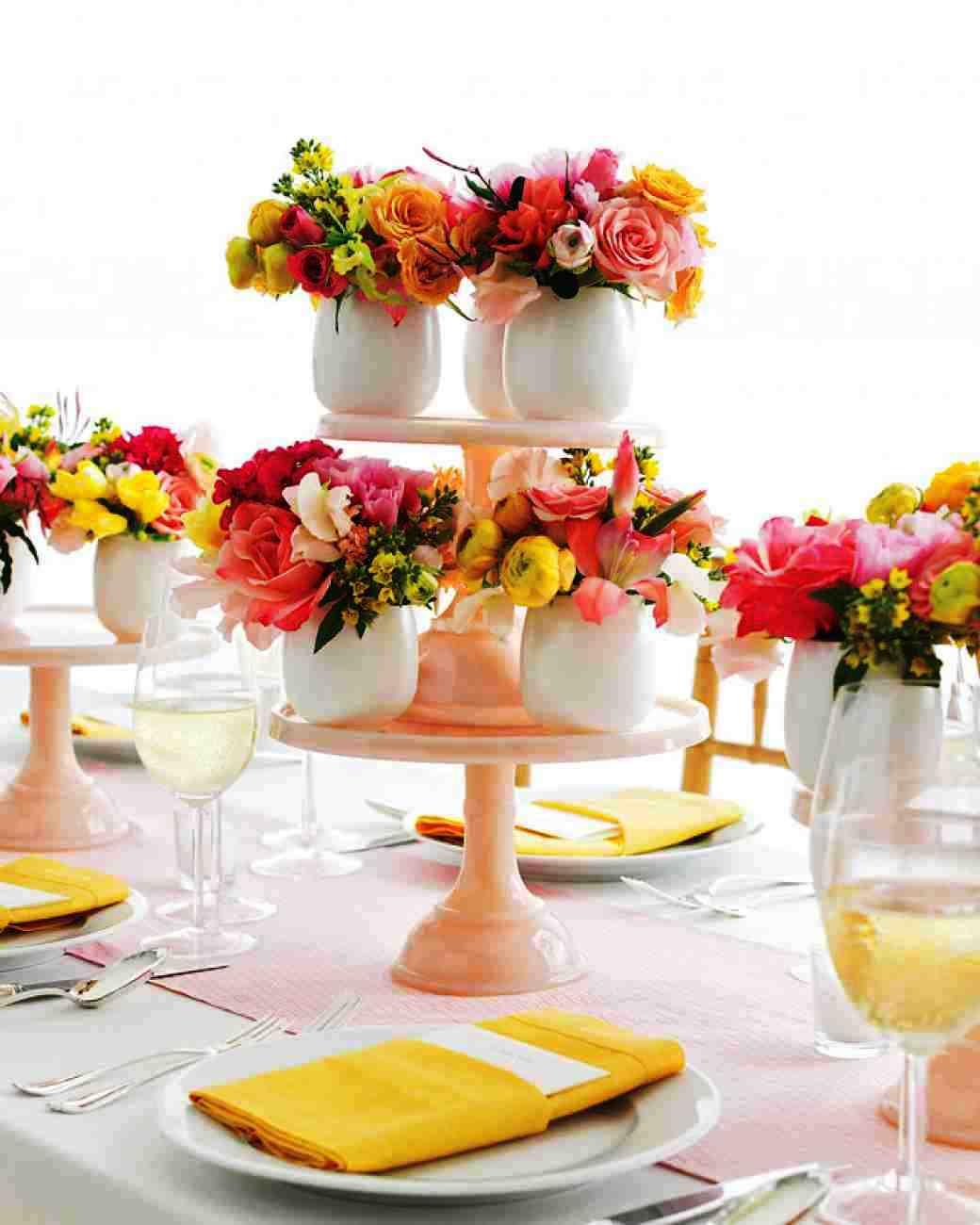 Simple Wedding Centerpieces Decorations Ideas