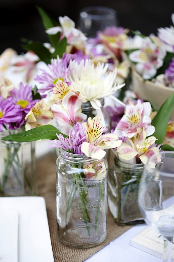 Spring Wedding Centerpiece Decorations