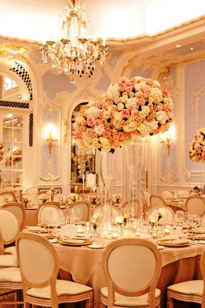 Stunning Blush Wedding Decorations