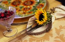 25 Sunflower Wedding Decorations Ideas
