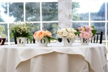 25 Simple Wedding Decorations Ideas