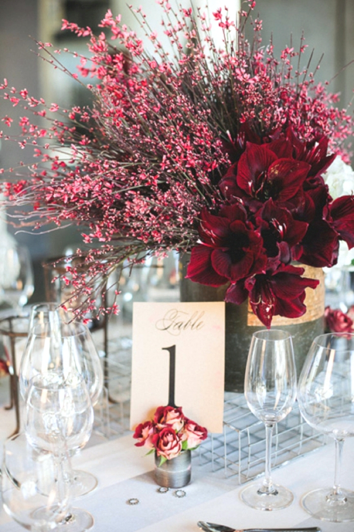 Unique Fall Wedding Centerpieces Decorations