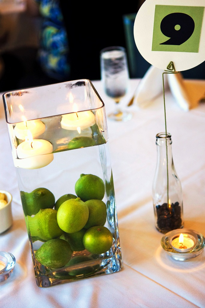 Unique Wedding Table Centerpiece Decorations on a Budget
