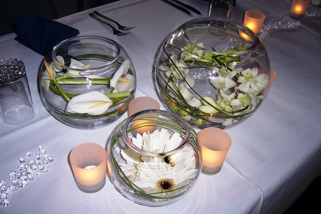 Wedding Table Decorations Ideas