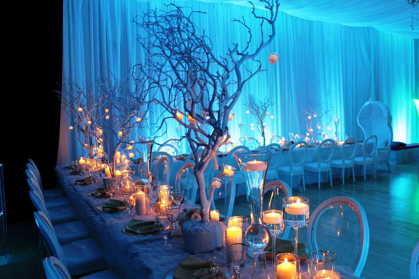 indoor unique wedding venues Decorations
