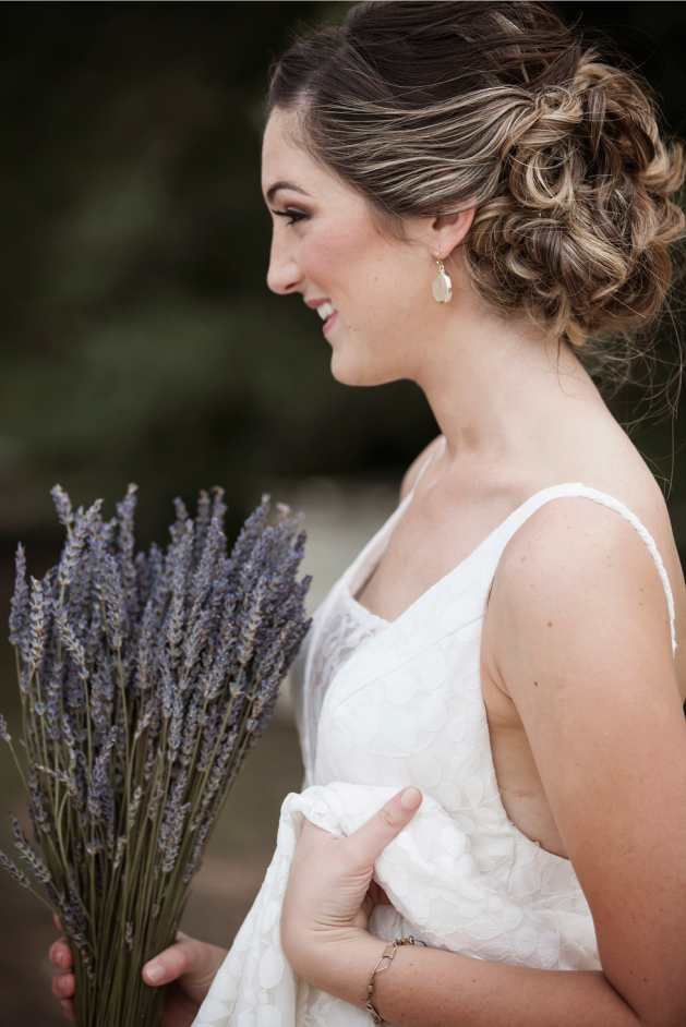 Bouquets Rustic Wedding Hairstyles