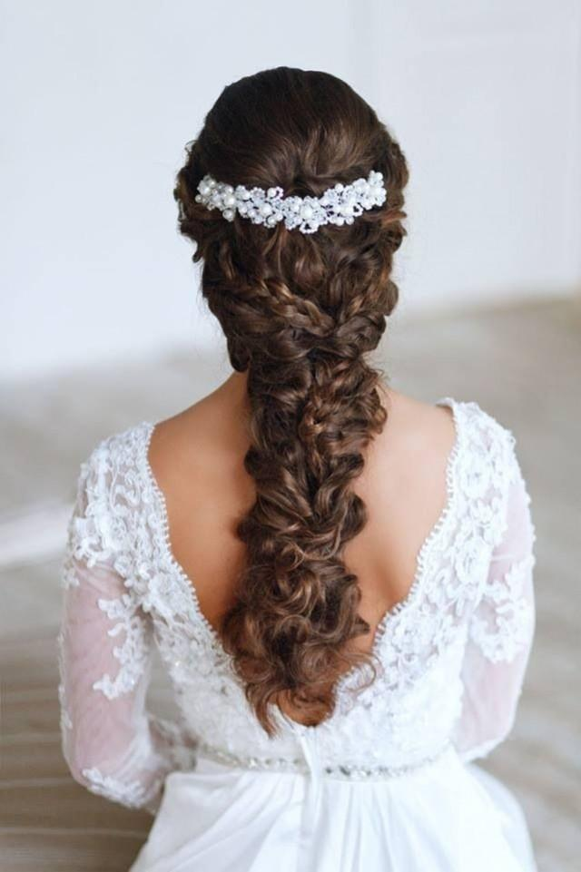 Braid Country Wedding Hairstyles