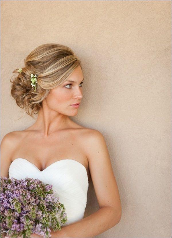 Summer Updo Wedding Hairstyles