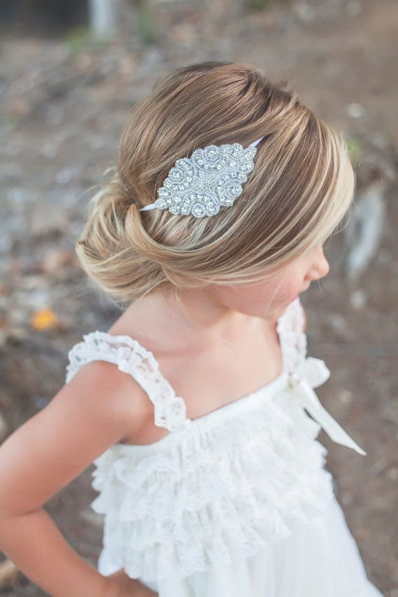 Vintage Wedding Hairstyles For Kids