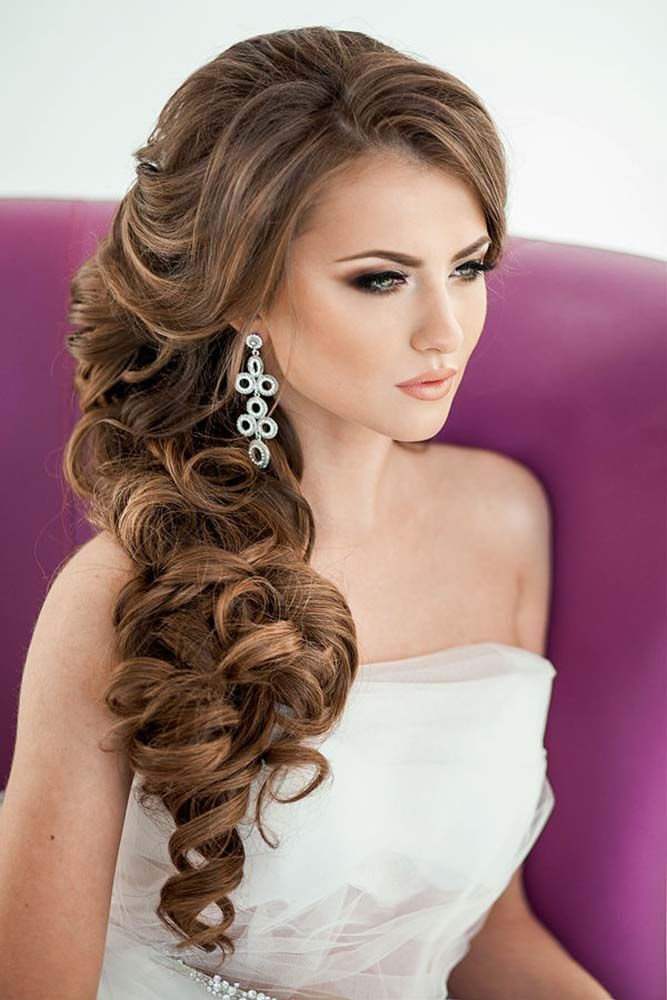 Wedding Hairstyles For Long Hair 2016