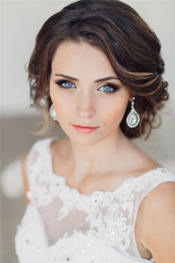 Classy Casual Wedding Hairstyles