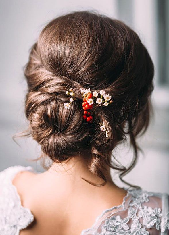 Coiffures Summer Wedding Hairstyles