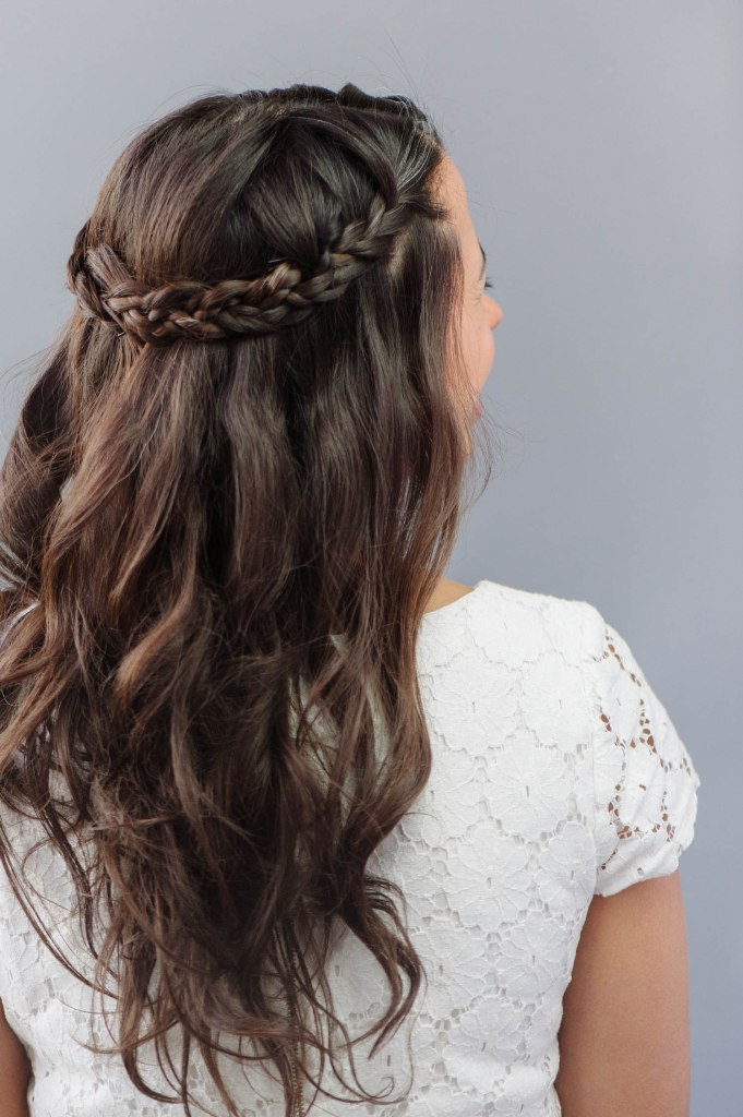 Easy Braid Wedding Hairstyles