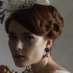 28 Wonderful Retro Wedding Hairstyles Ideas