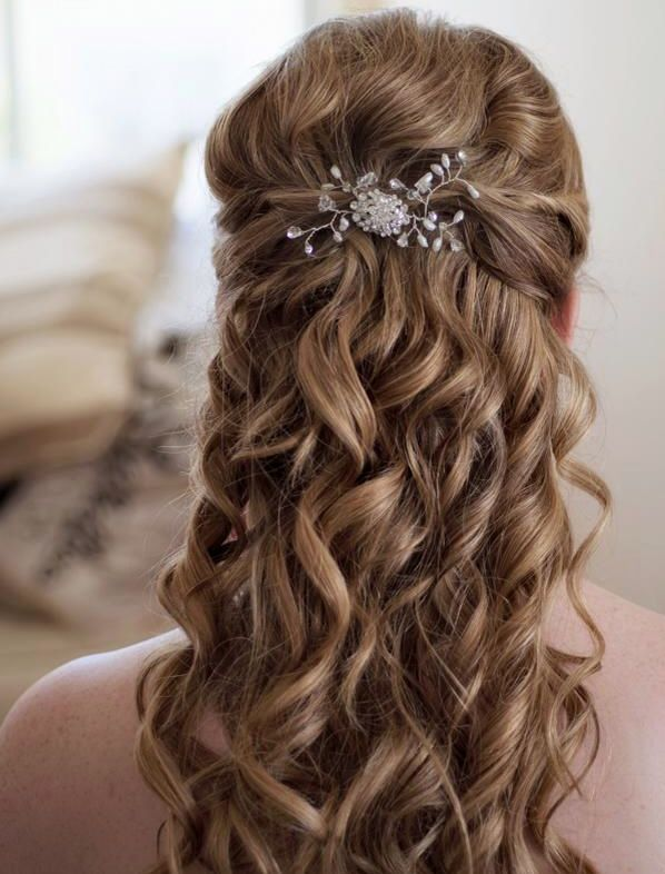 elegant-wedding-hairstyles-long-hair