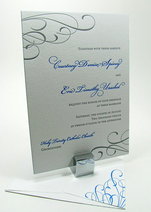 30 Fancy Wedding Invitations Ideas