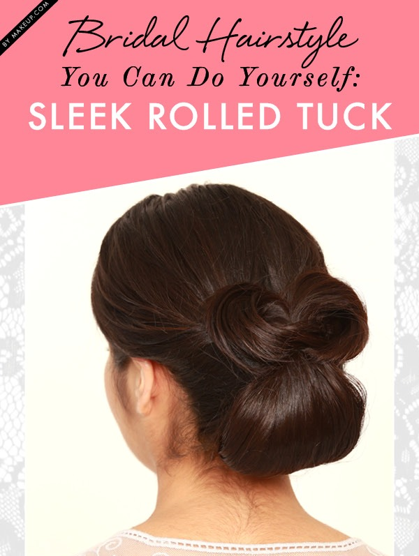 DIY Sleek Rolled Tuck