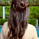 15 Half-Up Wedding Hairstyles for Long Hair